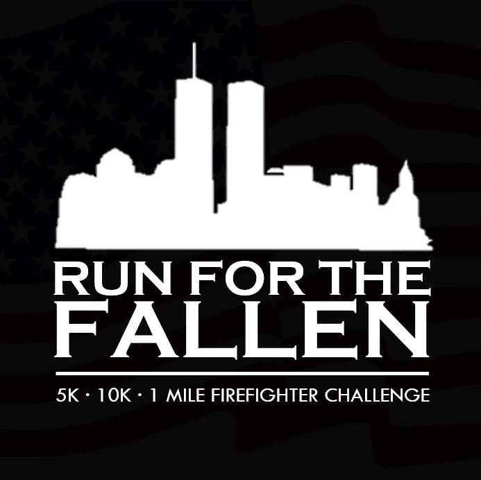 Run for the Fallen Logo